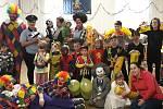 Hasiči z Poštovic chystají dětský karneval i svůj ples