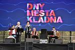 Z nedělního programu Dnů města Kladna.