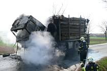Požár tatrovky