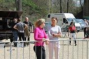 První mezinárodní paradrezurní závody se konaly v Královicích.
