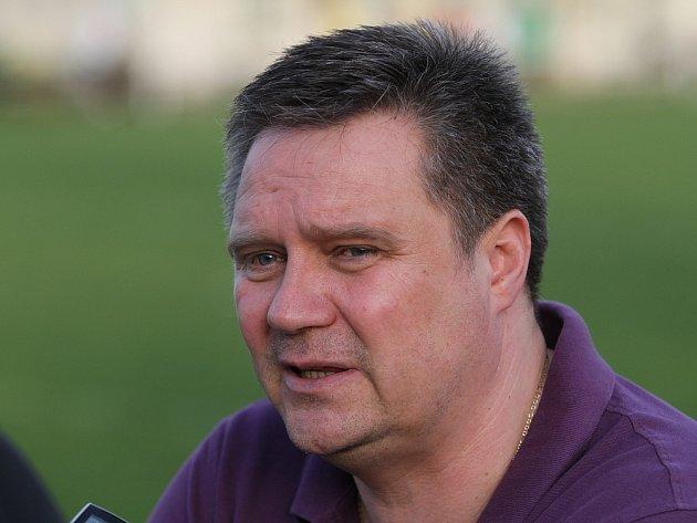 Hostouňský trenér Zdeněk Mužík byl po utkání hodně zklamaný, tak jako celý jeho tým.