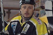 Tomáš Polanský v dresu Kadaně.