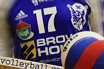 Brownhouse volleyball Kladno