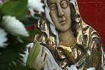 Představení keramické verze panny Marie Lidické na nové oltářní menze a mše Kardinále Dominika Duky // Pietní vzpomínka k 72. výročí vyhlazení obce Lidice