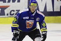 Michal Lukáč  // Kladno - Č. Budějovice 4:1, přípravné utkání 2. 8. 2011