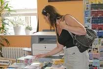 Zahraniční turisté si mohou vybrat informace v německém nebo anglickém jazyce