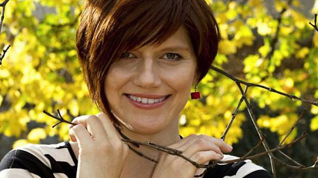 Spisovatelka Martina Bittnerová.