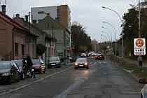 Práce na opravě ulice Milady Horákové už začaly.