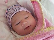 NELA PAVLÍČKOVÁ, KLADNO. Narodila se 15. prosince 2018. Po porodu vážila 4,03 kg a měřila 51 cm. Rodiče jsou Lucie Pavlíčková a Lukáš Pavlíček. (porodnice Kladno)