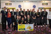 Střední škola služeb a řemesel ze Stochova sklidila úspěch v republikové soutěži.