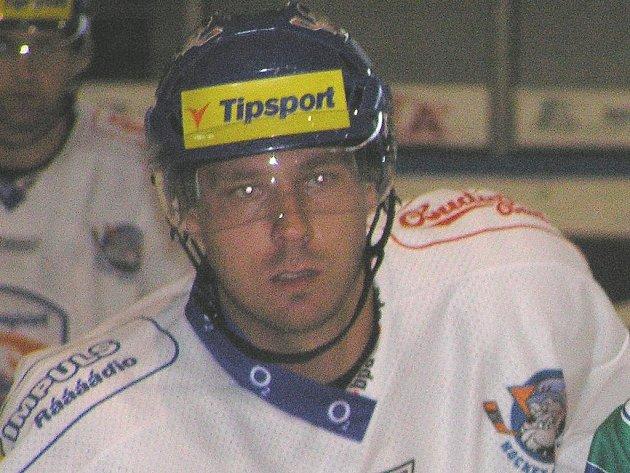 Ani Jaroslavu Kallovi se včera proti Litvínovu nedařilo.