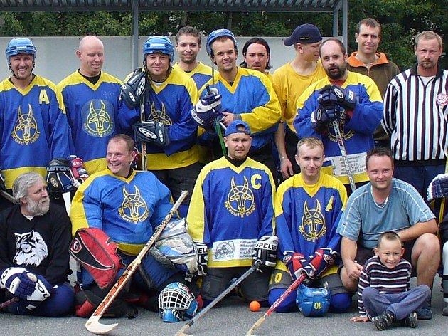 Hokejbalisté Unhoště vyhráli šestý ročník Memoriálu Stanislava Kozla.