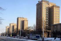 Město vlastní byty například v rozdělovských věžových domech.