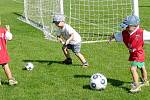 Tak hoši, kdo z Vás u fotbalu vydrží? //  (Lidice B - Buštěhrad B 5:2, IV. tř. sk A - Kladno, 11. 9. 2011)