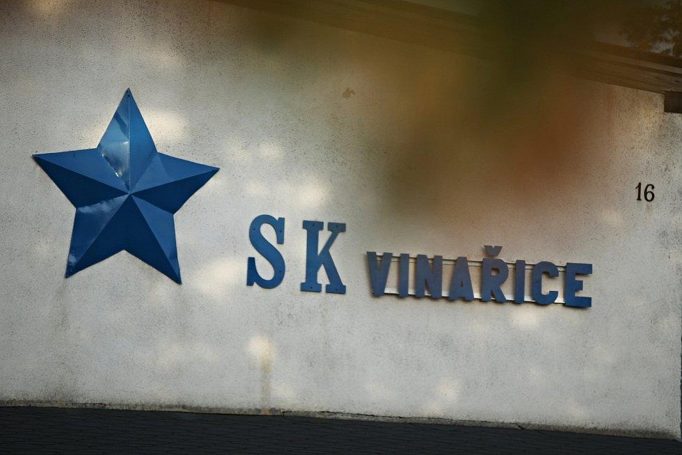 """SK Vinařice - TJ TATRAN Rakovník """"B"""" 2:5 (0:4),  I.B tř. sk. A, 19. 9. 2020"""