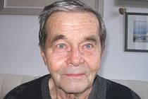 Adolf Stach slaví 75. narozeniny.