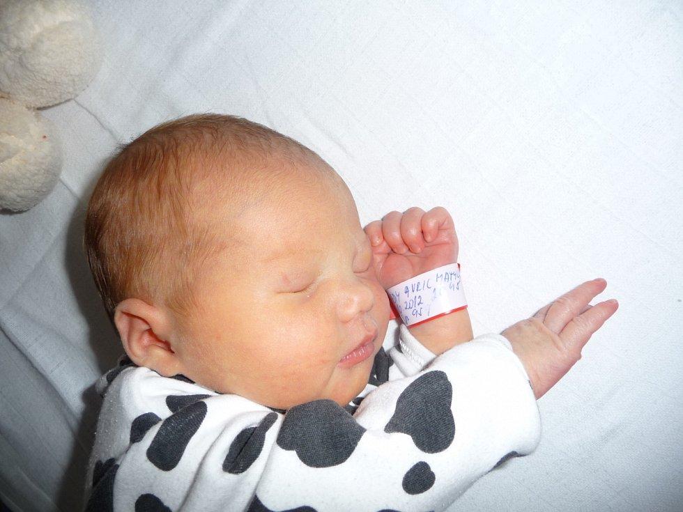Avril Matylda Brady, Libušín. Narodila se 25. října 2012, váha 2,96 kg, míra 46 cm. Rodiče jsou Kateřina a Darren Bradyovi. (porodnice Kladno)