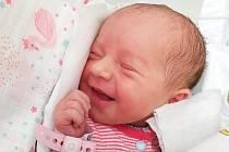 NELLA JINDROVÁ. Narodila se 21. května 2020. Po porodu vážila 2,78 kg a měřil 49 cm. (porodnice Kladno)