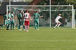 Sokol Hostouň - TJ Štěchovice 1:2 pk, FORTUNA:ČFL, 25. 8. 2019
