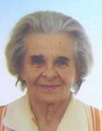 Pohřešovaná seniorka Helena Bodnárová.