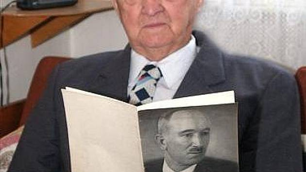 Josef Lesák žil v Kladně od roku 1952.
