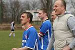 SK Buštěhrad - Sparta Dřetovice 0:1 (pk), III.tř. sk. A, okr. Kladno, 22. 3. 2014