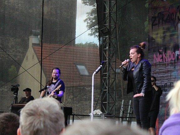 Festival Okoř 2017. Marta Jandová