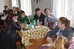 Soutěž se konala v domě zahrádkářů v Kleinerově ulici v Kladně.