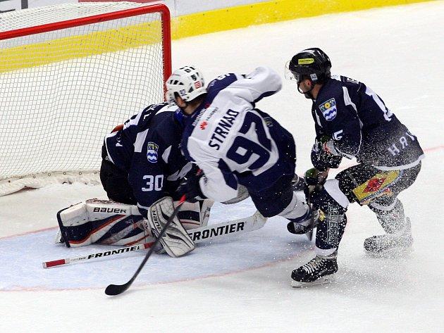 Rytíři Kladno - AZ Havířov, 1.liga LH 2014-15, 30 kolo, 1.12.14