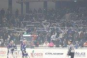 Kladno - Přerov, vánoční zápas zvládli Rytíři po velkém obratu na 5:2.