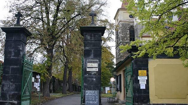 Na slánských hřbitovech mají zbrusu nové toalety se vším zázemím