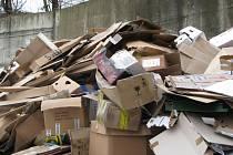 Zavalí nás papír a další suroviny? Pokud nedojde ke změnám, tak to není vyloučeno.