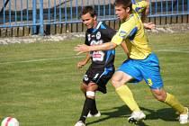 SK Kladno - Slovan Varnsdorf. Antonín Holub