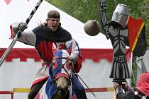 Středověké divadlo TRAKEN je opět v Kladně