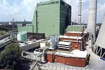 Kladenské energocentrum.
