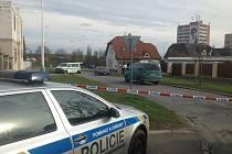 U restaurace Na Letné v Kladně-Rozdělově byla ráno napadena žena. Místo je stále zapáskované.