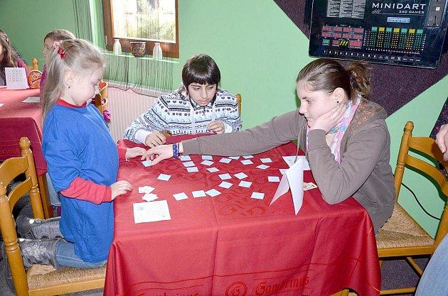 Účastníci pexesiády ctili férovou hru a už se těší na příští ročník.