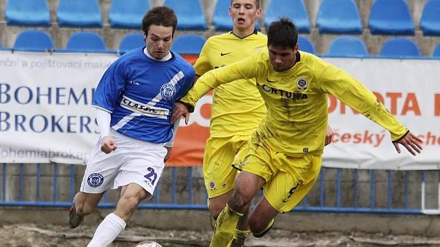 Tomáš Rouček (21) // SK Kladno a.s. - Sparta Praha B a.s. 0:0 (0:0), 2. kolo Gambrinus ligy 2009/10, hráno 20.3.2011