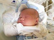 MATĚJ HAMÁČEK, STOCHOV. Narodil se 12. prosince 2017. Po porodu vážil 4,32 kg a měřil 52 cm. Rodiče jsou Nikola Frolíková a Michael Hamáček. (porodnice Kladno)