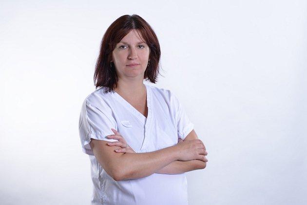 Online rozhovor s hlavní sestrou Oblastní nemocnice Kladno Anetou Heřmanovou