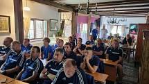 Fotbaloví rozhodčí a delegáti Středočeského krajského fotbalového svazu absolvovali seminář před sezonou.