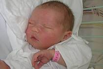 Gabriela Hodanová, Kladno, 12. 3. 2009, váha 3,98 kg, míra 53 cm, rodiče Monika Kellerová a Miroslav Hodan (porodnice Kladno)