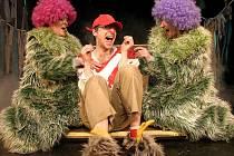 V kladenském Divadle Lampion se v pátek odehraje premiéra pohádky Smolíček Pacholíček.