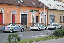 Přepadení v Kleinerově ulici.