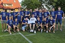 Kladenský HOKEJKY NA PAŽITU 2, hráli pro Křépu v Lidicích / 29. 6. 2019