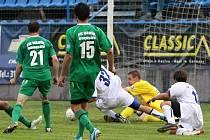 SK Kladno - Banik Sokolov 3:3 (2:0)  , utkání 29.k. 2. ligy 2010/11, hráno 4.6.2011