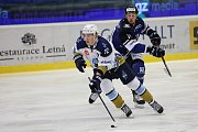 WSM liga: Kladno - Havířov, Linus Svedlund