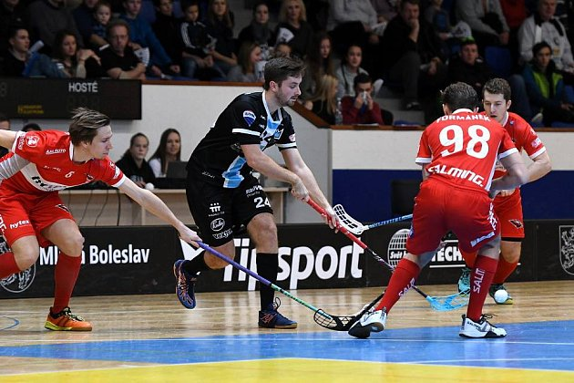 Boleslav vyzvala ksouboji Pardubice.