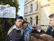 Nedělní procházka - Židovské Slaný s Davidem Krausem