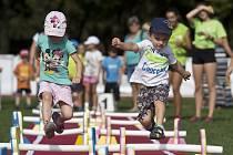 Atletika pro děti míří do Slaného.
